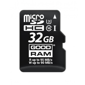 Micro SD kartica GOODRAM CLASS-10-U3/UHS-1 32GB Super Fast