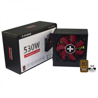 Napajanje 530W Performance A+ - XP530R8 XILENCE