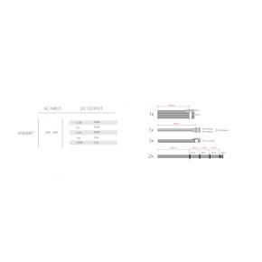 Napajanje 600W Redwing - XP600R7 XILENCE