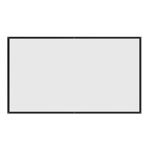 Platno za projektor 265x149 cm (16:9) SBOX FPS-120