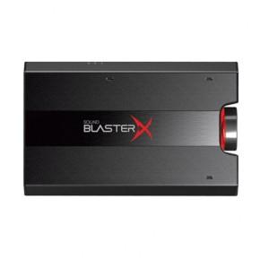Prijenosna zvučna kartica sa pojačalom za slušalice Creative Sound BlasterX G5