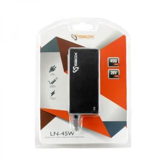 Punjač za laptop Lenovo, SBOX LN-45W