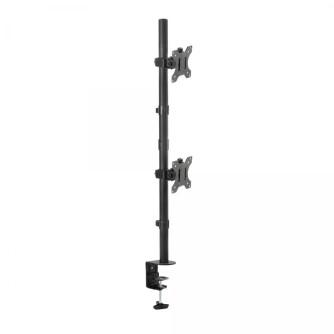 Stolni nosač za 2 monitora SBOX LCD-352/2V