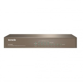SWITCH P-08 10/100 8 PORTS POE, TENDA