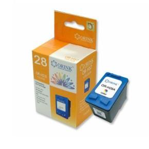 Tinta zamjenska za HP DeskJet 3300, 3400, 3550, 3535, 5550, OfficeJet 4110, HP C8728A #28