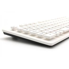 Tipkovnica, bijela, SBOX K-16