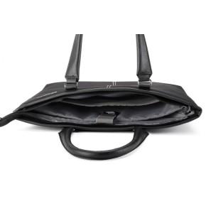 """Torba za laptop 15,6"""" crna  SBOX NSE-7295 Miami"""