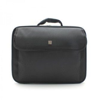 "Torba za laptop do 17,3"", crna, SBOX WALL STREET"