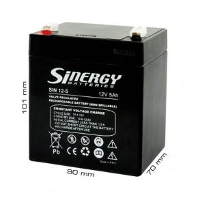 UPS Baterija SINERGY 12V / 5Ah