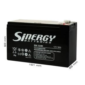 UPS Baterija SINERGY 12V / 9Ah