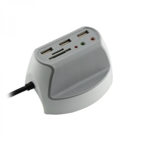 USB desktop hub SBOX DH-1