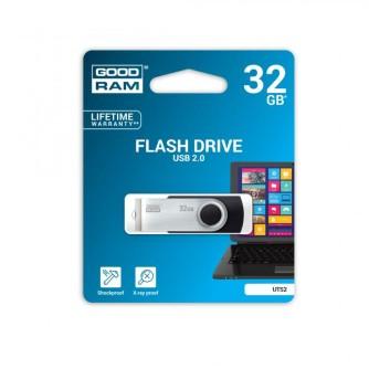 USB memorija, memory stick, 32GB, USB 2.0, Goodram Twister