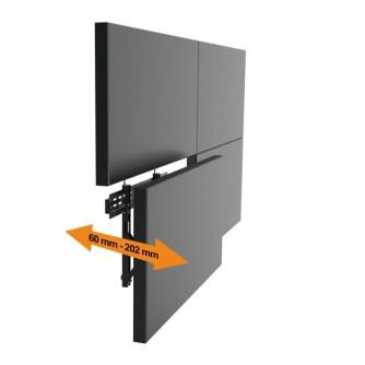 """Zidni nosač za video zid, TV od 37"""" do 70"""" LVW02-46F - SBOX"""