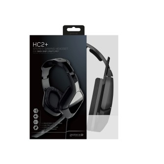 Gaming headset, gamerske slušalice  sa mikrofonom Gioteck HC2+