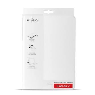 Preklopna torbica, futrola za tablet Apple iPad Air 2, bijela, Puro Booklet Slim