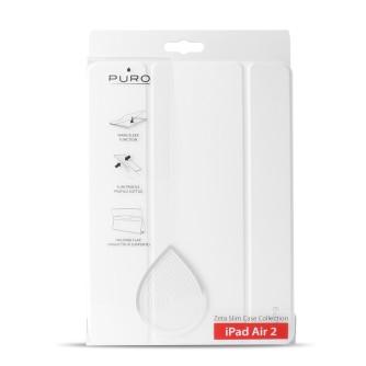 Preklopna torbica, futrola za tablet Apple iPad Air 2, bijela, Puro Zeta Slim