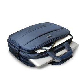 "Torba za laptop Apple MacBook Pro 17"" ili PC do 16,6"", plava, Puro Agile"
