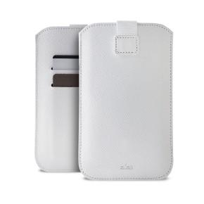 """Univerzalna torbica za mobitele do 5,1"""" XL, bijela, Puro Slim Essential"""