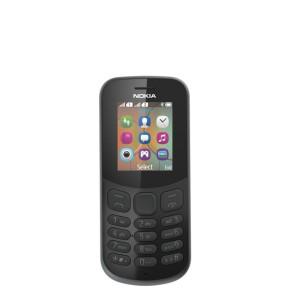 Mobitel Nokia 130 Dual Sim crna